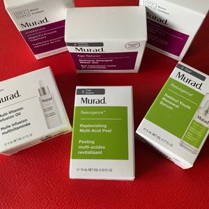 NEW MURAD Beauty Skincare Favorites 6pc Collection